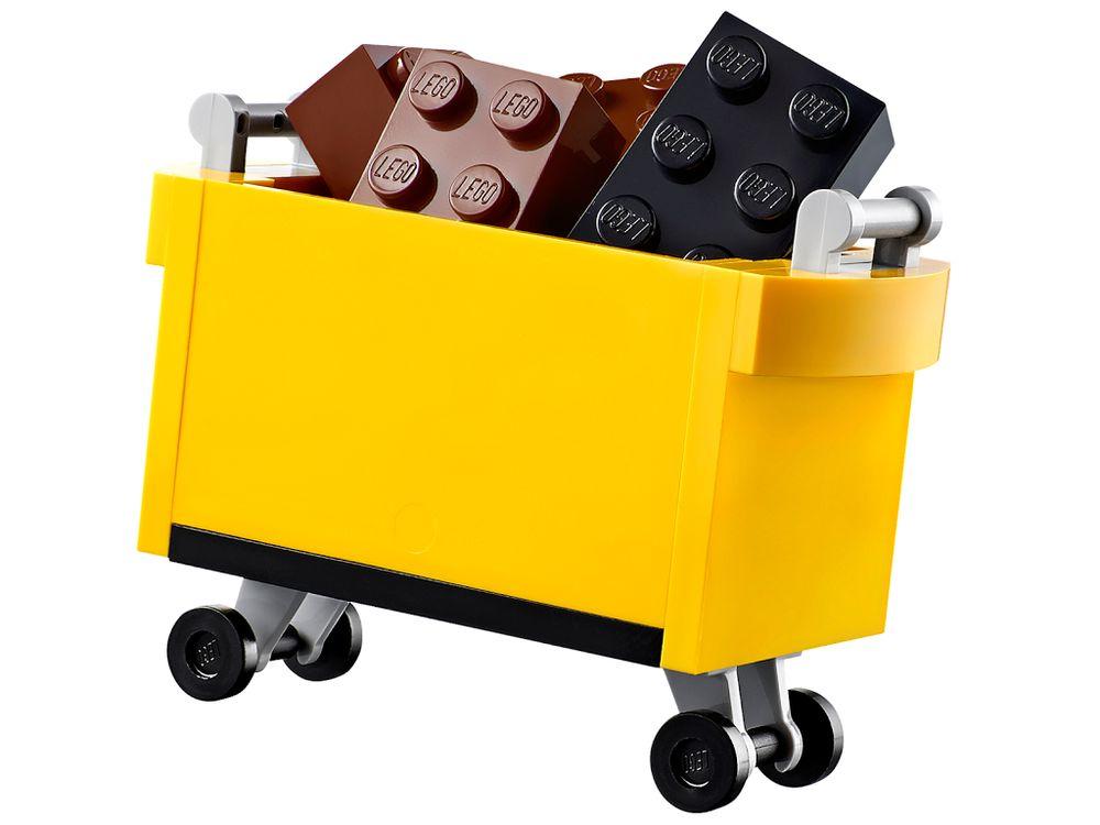 "LEGO. Juniors. ""Мусоровоз"""