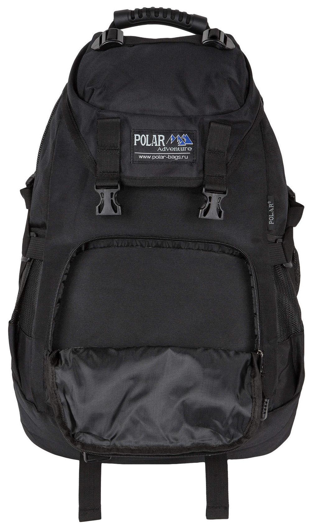 97650ecad551 Рюкзак 2818 (29,4 л  чёрный) Polar   купить в интернет-магазине с ...