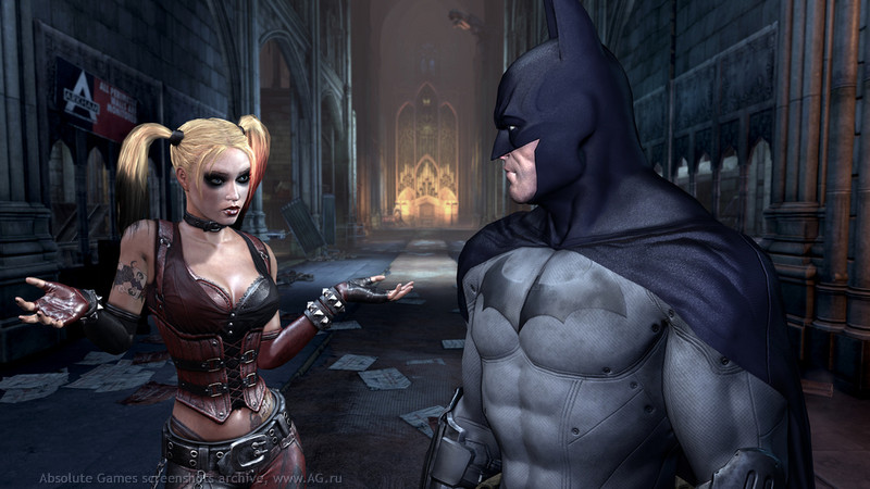 Batman Arkham City Will Have Some Type of Multiplayer Mode - Game