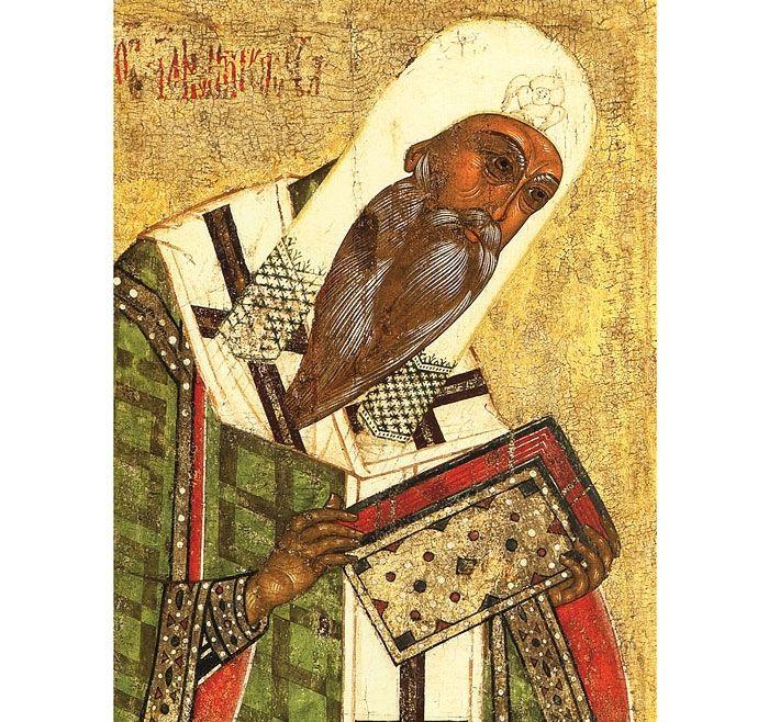 Высокий русский иконостас - совершенно неповторимое и целостное явление в христианском искусстве.
