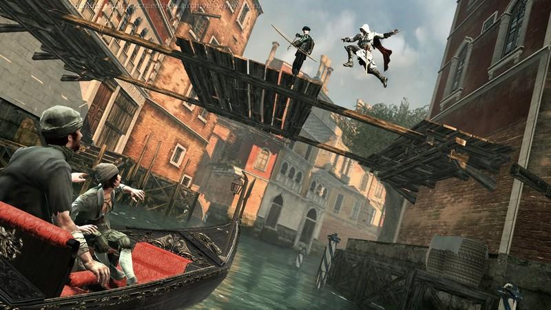 Игру Assassins Cred