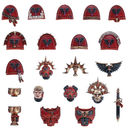 Warhammer 40.000. Blood Angels. Upgrades Pack (41-80) — фото, картинка — 1
