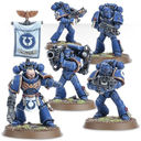 Warhammer 40.000. Space Marines. Tactical Squad (48-07) — фото, картинка — 1