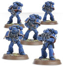 Warhammer 40.000. Space Marines. Tactical Squad (48-07) — фото, картинка — 2