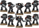 Warhammer 40.000. Space Marines. Tactical Squad (48-07) — фото, картинка — 7