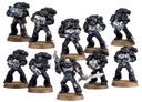 Warhammer 40.000. Space Marines. Tactical Squad (48-07) — фото, картинка — 9