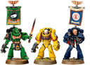 Warhammer 40.000. Space Marines. Tactical Squad (48-07) — фото, картинка — 10