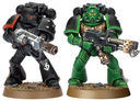 Warhammer 40.000. Space Marines. Tactical Squad (48-07) — фото, картинка — 11