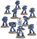 Warhammer 40.000. Space Marines. Tactical Squad (48-07) — фото, картинка — 4
