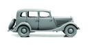 Советский автомобиль ГАЗ М1 (масштаб: 1/35) — фото, картинка — 6