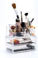 Органайзер для косметики (прозрачный) — фото, картинка — 3