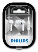 Наушники с микрофоном Philips SHE1455WT/10 — фото, картинка — 1