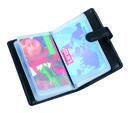 Футляр для визиток, кредитных или дисконтных карт (черный) — фото, картинка — 1