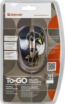 Мышь беспроводная Defender MS-575 Nano Dynasty — фото, картинка — 6