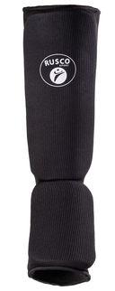 Защита голень-стопа (S; чёрная) — фото, картинка — 1