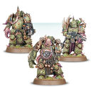 Warhammer 40.000. Death Guard. Plague Marines. Easy to Build (43-30) — фото, картинка — 1