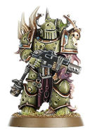 Warhammer 40.000. Death Guard. Plague Marines. Easy to Build (43-30) — фото, картинка — 3