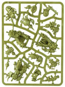 Warhammer 40.000. Death Guard. Plague Marines. Easy to Build (43-30) — фото, картинка — 7