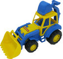 Трактор-экскаватор