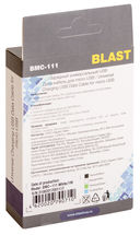 Кабель Blast BMC-111 (белый) — фото, картинка — 2