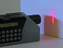 Мультиинструмент (рулетка на 2,5 м. с фиксатором, линейка, уровень, калькулятор, градуированный проектор для разметки линий) — фото, картинка — 3