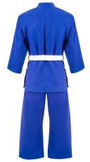 Кимоно для дзюдо MA-302 (р. 5/180; синее) — фото, картинка — 2