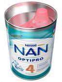 Сухая молочная смесь NAN 4 OPTIPRO