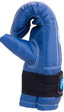 Перчатки снарядные (S; синие) — фото, картинка — 2