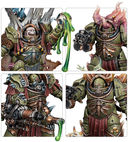 Warhammer 40.000. Death Guard. Lord Felthius & Tainted Cohort. Easy to Build (43-57) — фото, картинка — 7