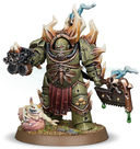 Warhammer 40.000. Death Guard. Lord Felthius & Tainted Cohort. Easy to Build (43-57) — фото, картинка — 3