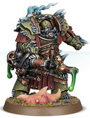 Warhammer 40.000. Death Guard. Lord Felthius & Tainted Cohort. Easy to Build (43-57) — фото, картинка — 4