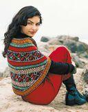 Вязание в тренде. Модные шали, шарфы и палантины. Спицы — фото, картинка — 5