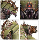 Warhammer 40.000. Death Guard. Myphitic Blight-hauler. Easy to Build (43-56) — фото, картинка — 4