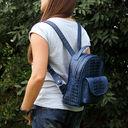 Рюкзак женский (синий; арт. B50-46-0) — фото, картинка — 1