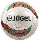 Мяч футбольный Jogel JS-200 Nano №4 — фото, картинка — 1