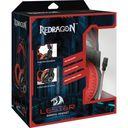 Наушники с микрофоном Redragon Lester — фото, картинка — 5