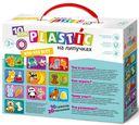 Пластик на липучках. Кто что ест? (чемоданчик) — фото, картинка — 2