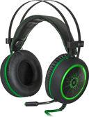 Гарнитура игровая Defender DeadFire G-530D (черно-зеленая) — фото, картинка — 1