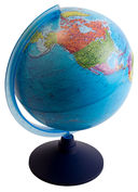 Глобус (политический; с подсветкой; 250 мм) — фото, картинка — 3