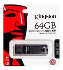 USB Flash Kingston DataTraveler Elite G2 64GB — фото, картинка — 3