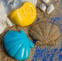 Формочки для игры в песочнице