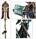 Warhammer Age of Sigmar. Deathlords. Nagash, Supreme Lord of the Undead (93-05) — фото, картинка — 3